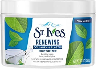 St. Ives Renewing Skin Collagen Elastin Facial Moisturizer for Unisex, 10 oz