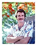 Photo Tom Selleck Autograph Signed 8 x 10