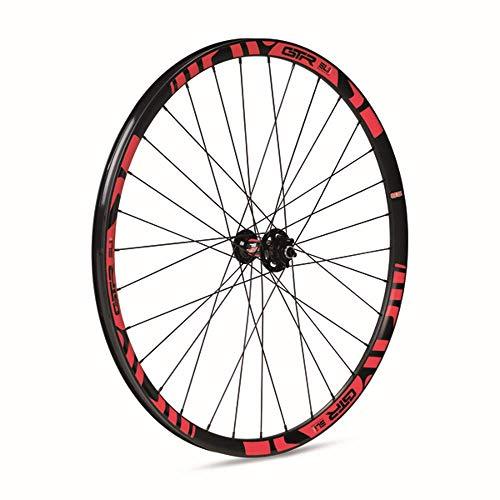 GTR GTR-SL Rueda trasera para MTB, unisex adulto, rojo, 27.5' x 20 mm