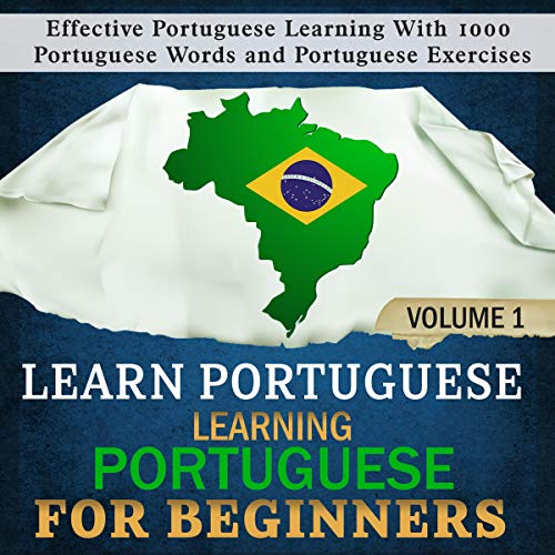 Learn Portuguese: Learning Portuguese for Beginners 1 cover art