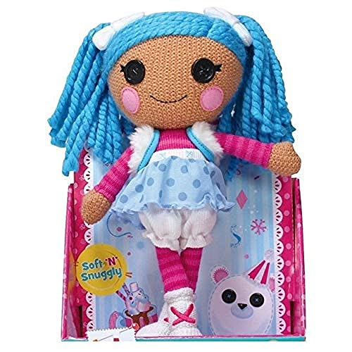 N/D Soft Lalaloopsy Stuffed Dolls Girl S Playhouse Toys Lalaloopsy Magic Hair Plush Toys Dolls Blue