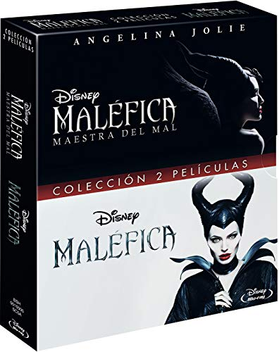 Pack BD Maléfica Maestra del Mal + Malefica [Blu-ray]