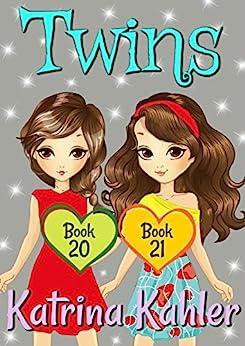 Twins - Books 20 and 21 by [Katrina Kahler, Kaz Campbell]