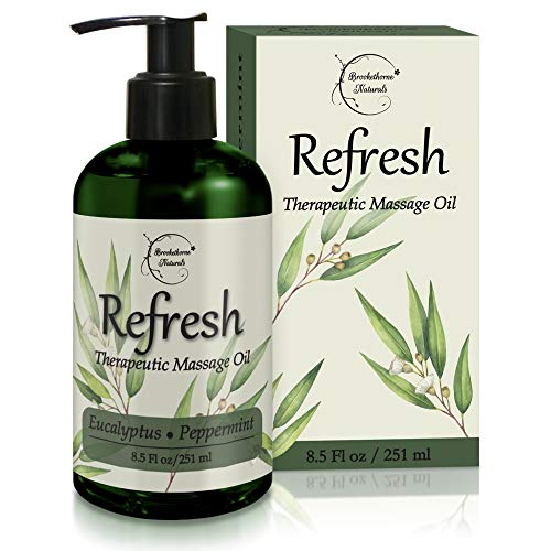 Top 10 massage oil gel for 2020
