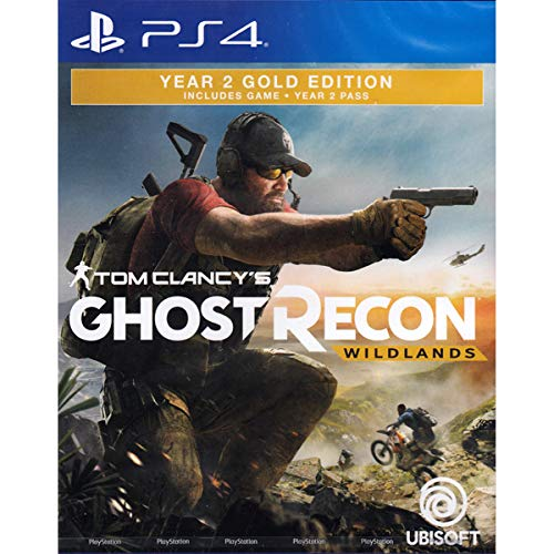 PS4 TOM CLANCY'S GHOST RECON: WILDLANDS [YEAR 2 GOLD EDITION] (ASIA)