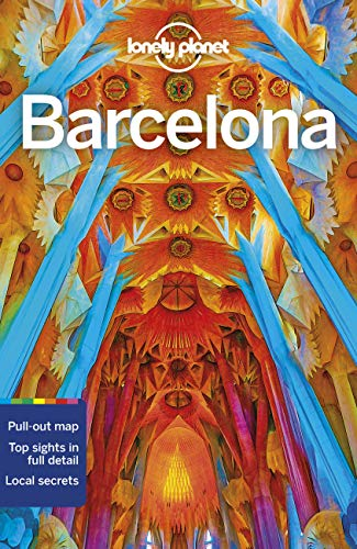 Lonely Planet Barcelona [Lingua Inglese]