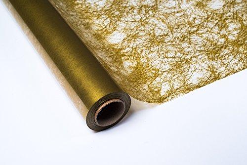 Bobina in polipropilene 70cmx50m oro
