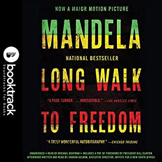 Couverture de Long Walk to Freedom: The Autobiography of Nelson Mandela