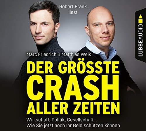 Der größte Crash aller Zeiten Titelbild