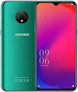 Doogee X95 Pro Smartphone, 4G zonder contract, 4GB + 32GB), Helio A20 Dual SIM Android 10 mobiele telefoon, 6,52 inch wate...