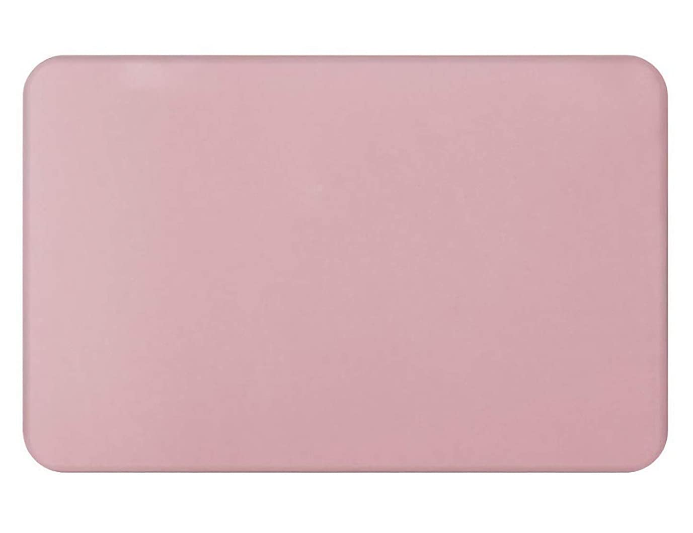 練習したみなさん関係するCONNECT-J 珪藻土バスマット 風呂マット 足拭きマット 防カビ 防ダニ 天然素材 吸水 速乾 抗菌 消臭 花崗岩紋 60cm×39cm×1cm (ピンク無地)