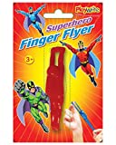 Playwrite 24 Super Hero Finger Flyers - Superheld Spielzeuge -