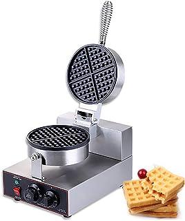 Appareils à sandwich et presses à panini Électricité commerciale machine antiadhésives gaufrier machine en acier inoxydabl...