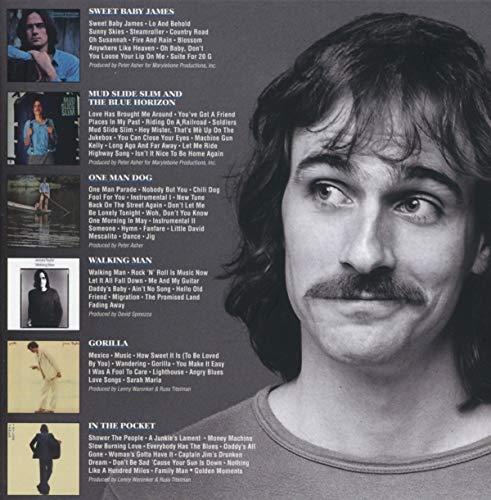 The Warner Bros. Albums: 1970-1976 (6CD)