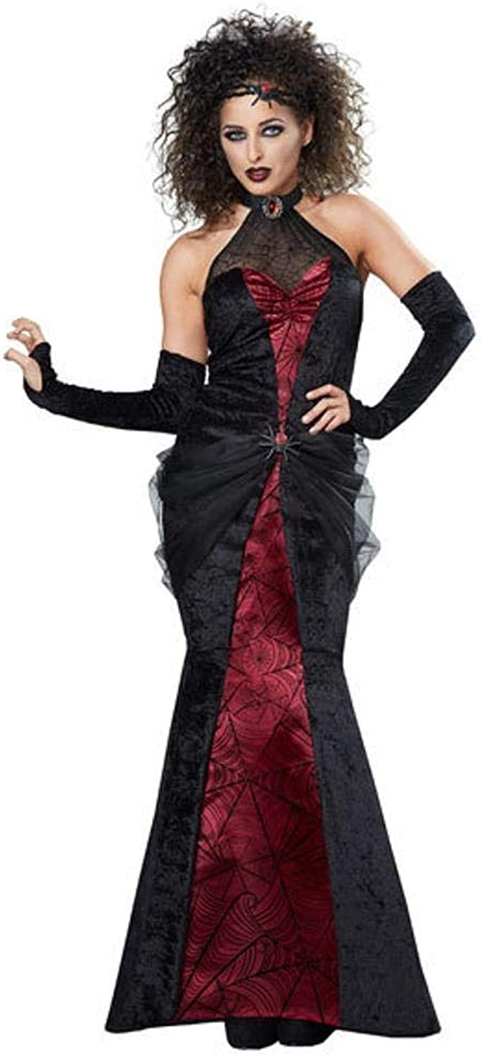 Olydmsky Halloween Costumes Women Halloween Costume Queen Outfit Party Costumes