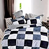 Akshya Double Bed Luxurious Cotton Comforter Set | Queen Size