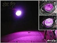 松印 フォグライトフィルム パレットSW MK21S フォグライト型式:Valeo A044633 【カラー:パープル】