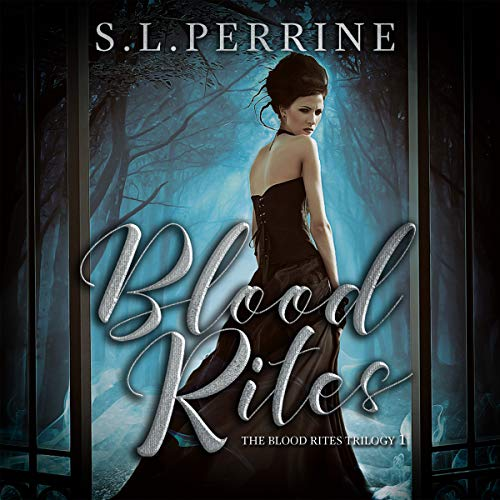 Blood Rites audiobook cover art