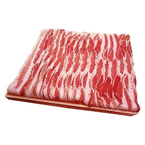 沖縄県産ブランド肉 でいご豚 バラ しゃぶしゃぶ 500g ×4 上原ミート 淡いピンクの肉色 甘みとコクがありアクの出にくい豚肉