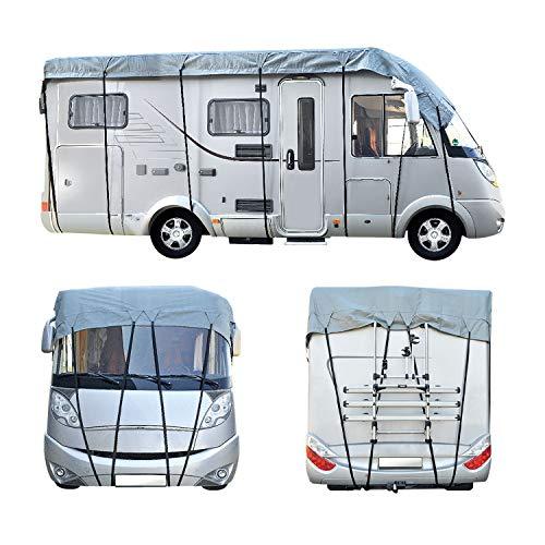 Cartrend Caravan 10254 Dachschutzplane Plane Dachplane Dachschutz Caravan Schutzhülle Abdeckplane Dachschutz Caravan
