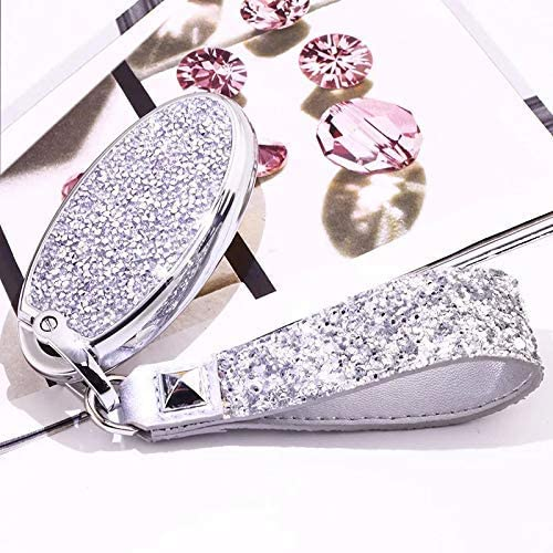 3 4 5 6 Cheap mail Phoenix Mall order specialty store Buttons 3D Bling Fob Entry Key keyless Smart case Remote