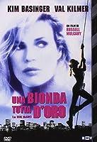 Una Bionda Tutta D'Oro [Italian Edition]