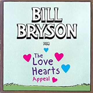 Bill Bryson for The Love Hearts Appeal cover art