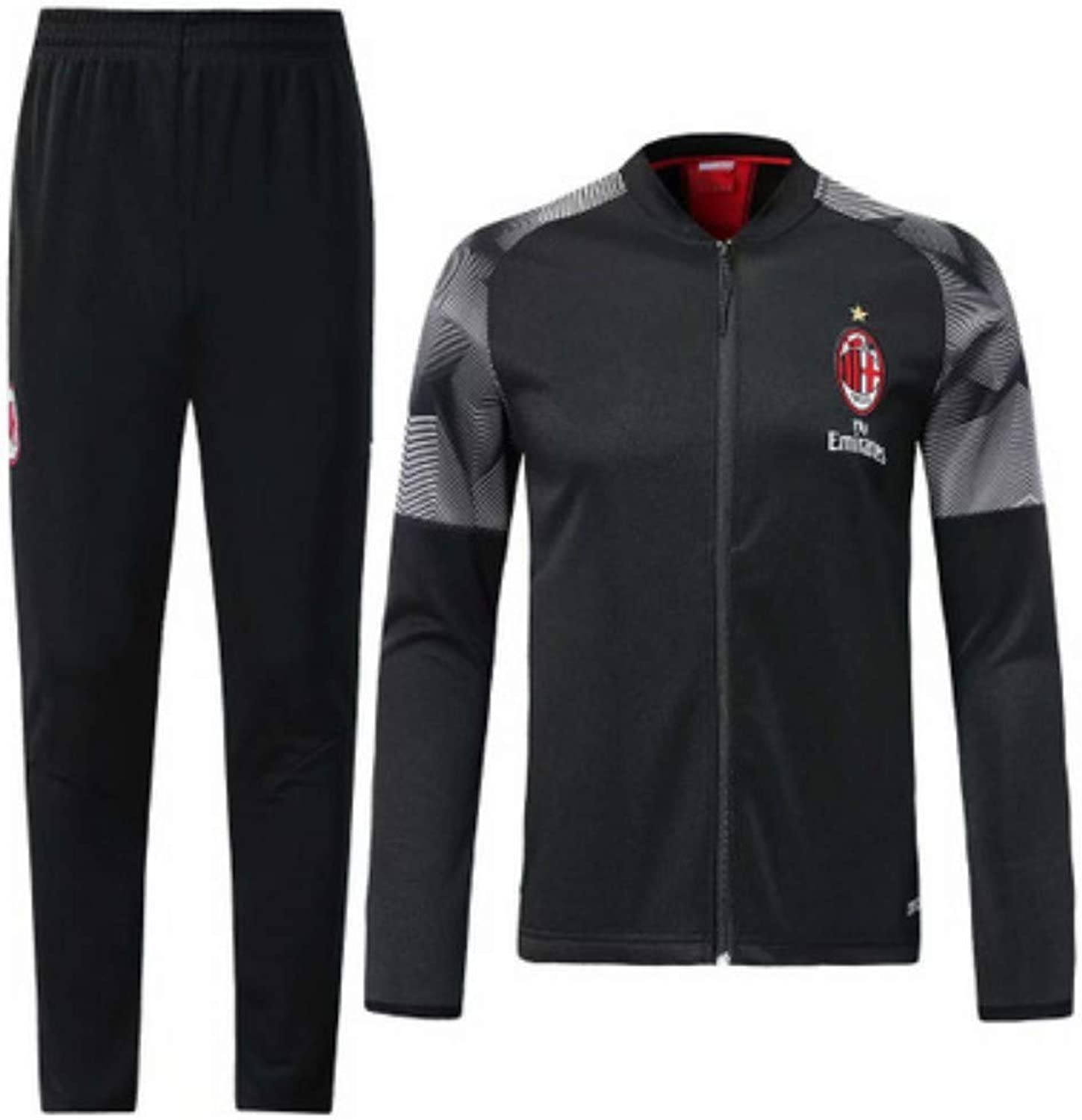 Zhaojiexiaodian Club Jersey Play Competition Training Suit Long Sleeve Football Uniform