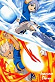 Inazuma Eleven: Japanese Anime, Blank lined, Composition Book for boys, Girls, Teens, Journal College Diary and Journals