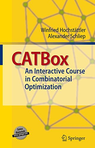 CATBox: An Interactive Course in Combinatorial Optimization (English Edition)