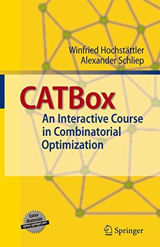 CATBox: An Interactive Course in Combinatorial Optimization (English Edition)