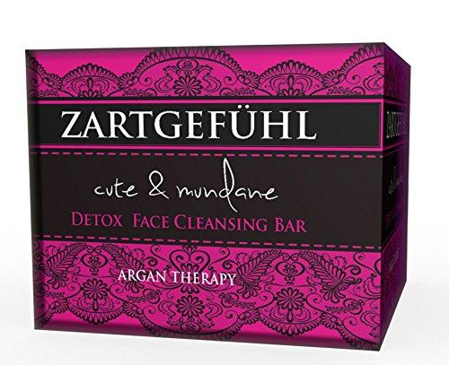 ZART sentiment Detox Face Cleansing Bar 200 Cute & mundane
