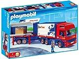 PLAYMOBIL 4323 - Camión con Trailer