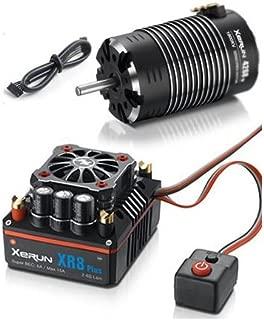 Hobbywing 38020407 XeRun XR8 1/8 ESC 2S-6S and G2 4274SD 2250kV Sensored Motor Combo