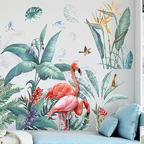ZBXCVZH Pegatinas de pared grandes para sala de estar, dormitorio, zócalo extraíbles, para decoración del hogar (color: multicolor, tamaño: grande)