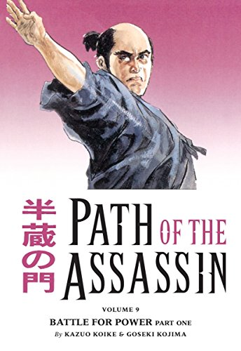 Path of the Assassin Volume 9