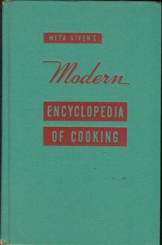 Meta Given's Modern Encyclopedia of Cooking, volume 2