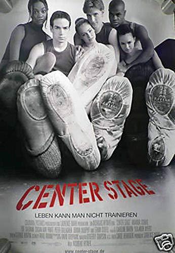 Center Stage - Ethan Stiefel - Amanda Schull - Filmposter A1 84x60cm gerollt