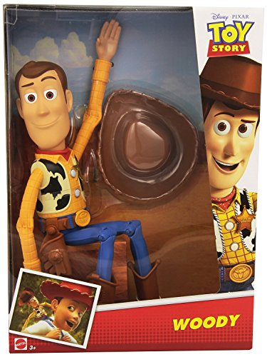 "Toys Story CKB44 - Basic Woody, 12"", Multicolore"