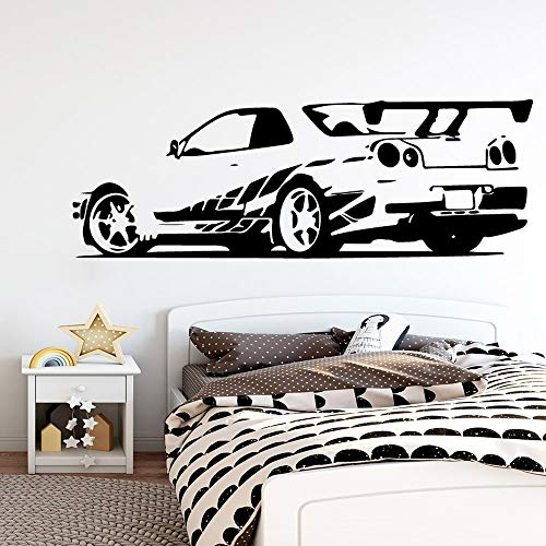 Yaonuli waterdichte muurstickers voor muren in de slaapkamer of woonkamer