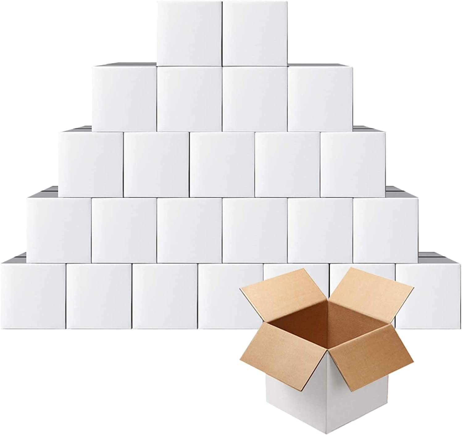 SKEMIX 25 Boxes Ranking integrated 1st place Ranking TOP10 Cardboard Box Gift Shipping Mailers Pack Cartons