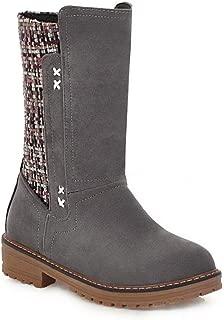 BalaMasa Womens ABS13945 Pu Boots