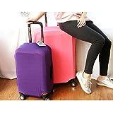 WINOMO Porter Voyage Porte-sac lavable cas, la protection anti-poussière pour 18-20 pouces (violet)