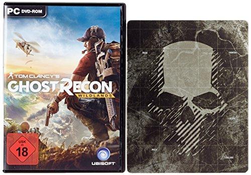 Tom Clancy's Ghost Recon Wildlands - inkl. Steelbook (exklusiv bei Amazon.de) - [PC]