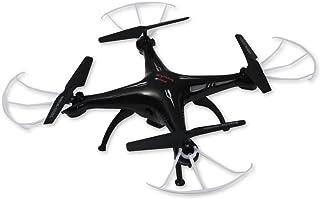 Syma X5SC-1 Drone Falcon Cuadricópteros RC (360 Grados 4CH 6 Axis 2.4G 720P Cámara Flashing Lights LED Colorido Fotográfica Aérea) - Negro
