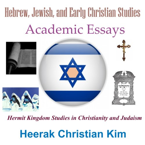 Hebrew, Jewish, and Early Christian Studies audiobook cover art