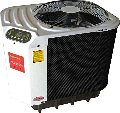 Angel Fire Bomba de Calor para Piscina M-1 12,6 kw /220V