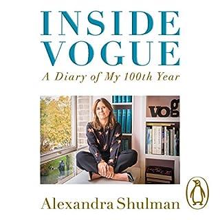Inside Vogue cover art