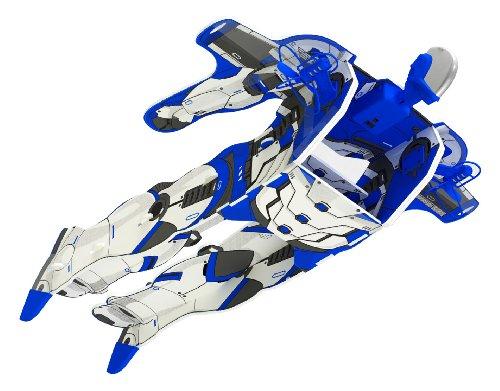 Aerotron-Rc 2-Channel Radio Controlled Flying Man (Blue)
