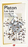 Les Lois - Livres VII à XII